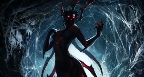 Elise, Reine araignée