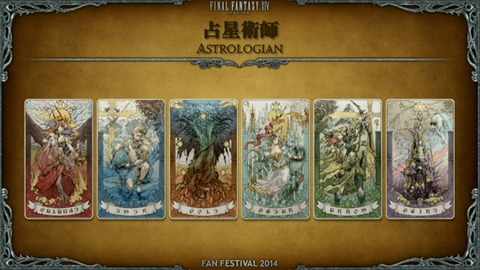 Cartes de l'astrologue