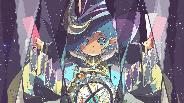 Astrologian Twig par Oracle