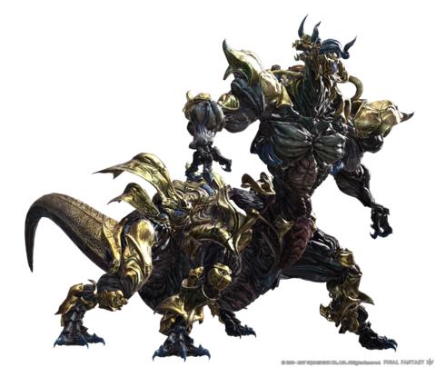 Stormblood - Le patch 3.55a de Final Fantasy XIV s'illustre en images