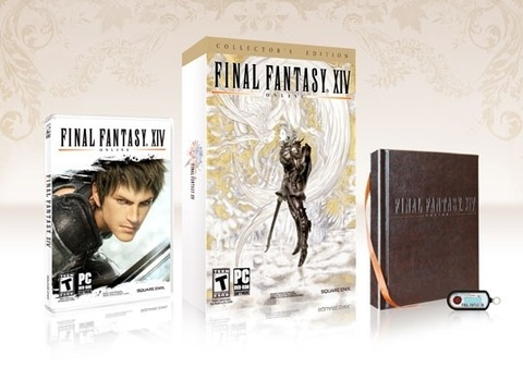 Final Fantasy XIV Online - L'édition collector en détail