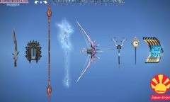 Armes de FF13