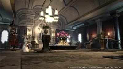 Comparaison DirectX9-DirectX11 de Final Fantasy XIV