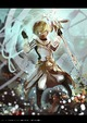 White mage par Kito-kun