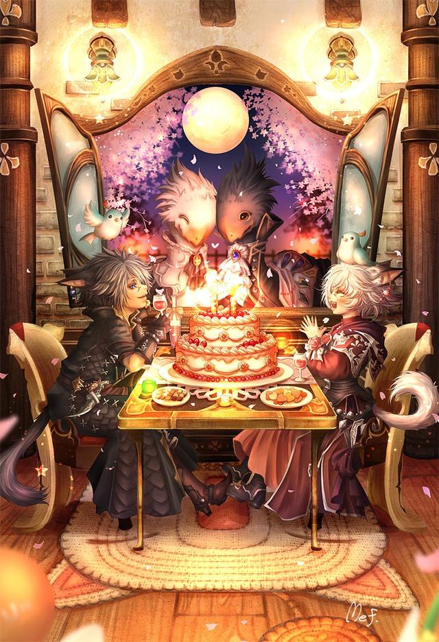 HAPPY BIRTHDAY! par mef