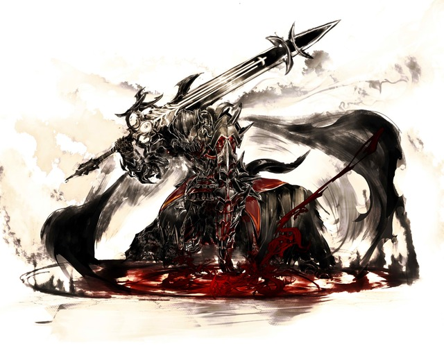 Dark Knight par Yoshioka Yoshiko