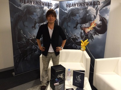 Interview exclusive avec Naoki Yoshida par JeuxOnLine - Japan Expo 2015