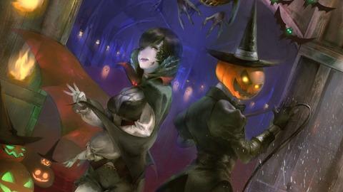 Final Fantasy XIV Online - Trick-or-Treat : La Veillée des Saints revient en Eorzéa