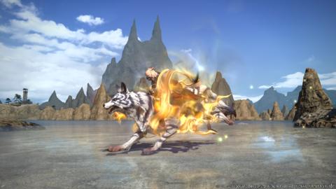 Final Fantasy XIV Online - Nouvelles montures, revue de mode et interprétation musicale pour FFXIV 4.2
