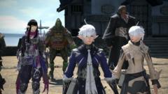 Des comptes en demi-teinte pour Square-Enix, compensés par les bons résultats de ses MMO