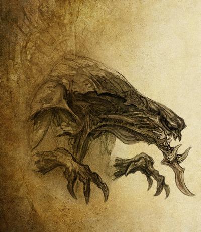 Nouvelles images de quelques monstres de la version 2.0