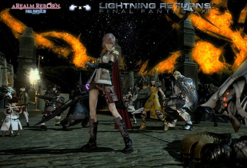 Combat avec Lightning