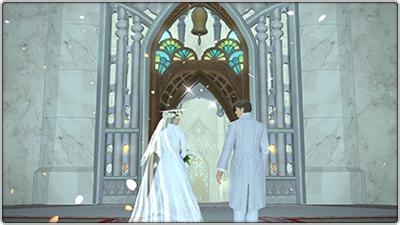 Vous pouvez désormais vous marier dans Final Fantasy XIV