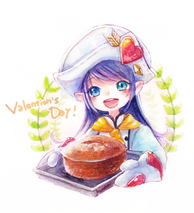 Valention Day! par MizoreAme