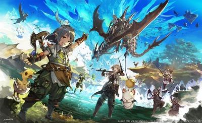 Nouvelle campagne de connexion gratuite pour Final Fantasy XIV
