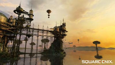 Square-Enix et Sony dévoileront Rapture à l'E3