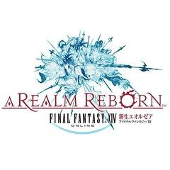 Logo de Final Fantasy XIV : A Realm Reborn