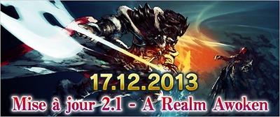 """Bande annonce et site officiel pour """"A Realm Awoken"""""""