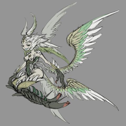 Garuda par Akari