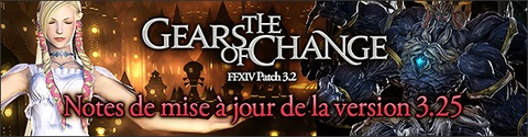 Final Fantasy XIV : Heavensward passe en version 3.25