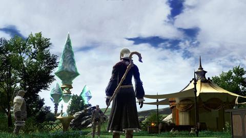 Final Fantasy XIV Online - Les transports