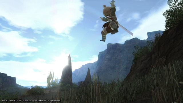 Les grands axes de Final Fantasy XIV 2.0