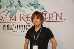 GC 2012 - Interview Jeuxonline Final Fantasy XIV : A Realm Reborn