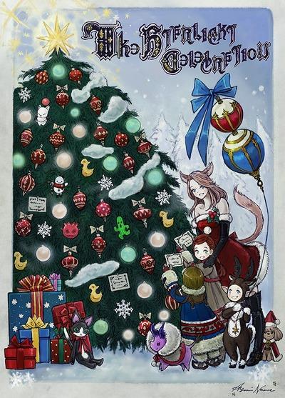 Le retour de la fête des étoiles dans Final Fantasy XIV