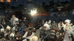 La communauté de Final Fantasy XIV rend hommage à un joueur décédé