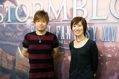 Interview avec Naoki Yoshida à la Gamescom
