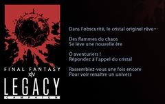 FINAL FANTASY XIV Legacy Campaign et la Campagne Bon retour
