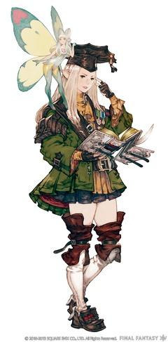 Ouverture de notre Wiki dédié à Final Fantasy XIV