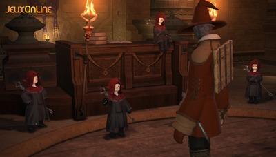 Chroniques du joueur itinérant - Débarquer sur Final Fantasy XIV