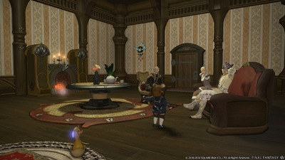 Patch 2.3 : housing individuel, Chocobos, et recyclage