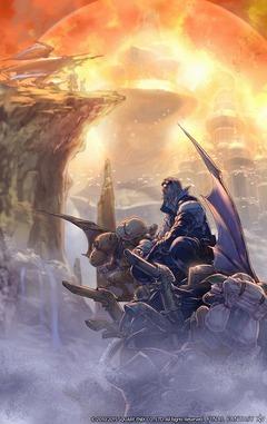 Aujourd'hui est la sortie officielle de Final Fantasy XIV : Heavensward