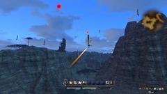 Phase de jeu aérienne (en cours de développement)