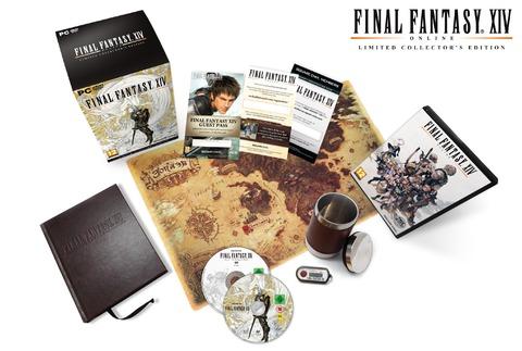 Final Fantasy XIV Online - Nouveau trailer disponible et information sur l'édition collector européenne