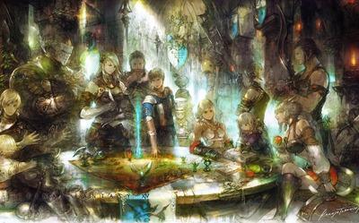 325 000 connexions simultanées pour Final Fantasy XIV : A Realm Reborn