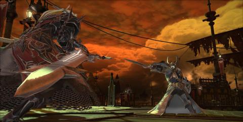 Final Fantasy XIV Online - La mise à jour 4.06a rééquilibre les actions de job en JcJ