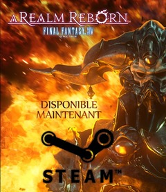 Final Fantasy XIV : A Realm Reborn disponible sur STEAM
