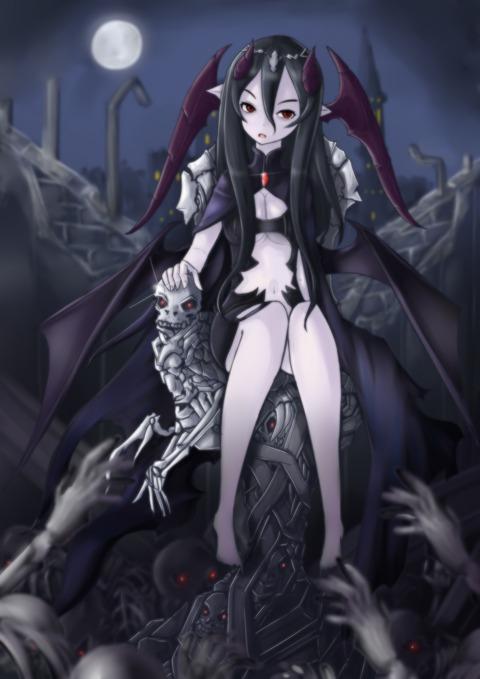 Fallen Mistress par kuronekozero