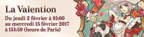 Final Fantasy XIV Online - La Valention revient : à qui déclarerez-vous votre flamme ?