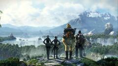Les transports dans Final Fantasy XIV