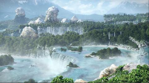 Le monde de Final Fantasy XIV