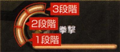 Système de combat présenté par Famitsu