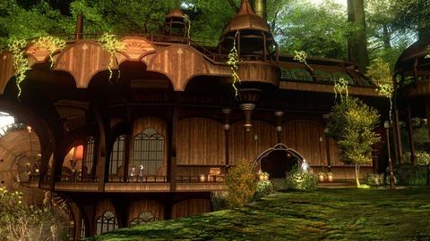 Final Fantasy XIV Online - Gamespot: Découverte d'Ul'dah et de Gridania