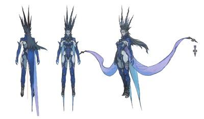 Shiva concept art 2