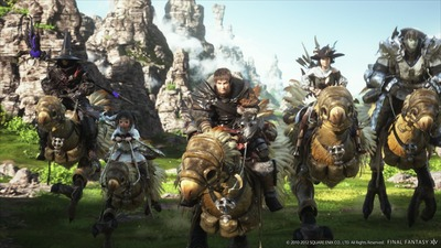 GC 2012 - Interview RPGsite Final Fantasy XIV : A Realm Reborn