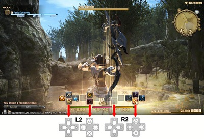 Premières images de la version Playstation 3 de Final Fantasy XIV : A Realm Reborn