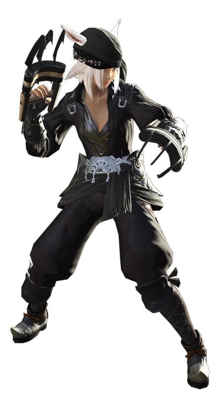 Final Fantasy XIV Online - Les 18 classes présentes à la sortie du jeu enfin révélées
